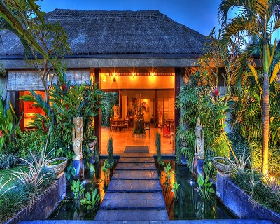 BALI, INDONESIA [HOTEL]: 4* Bali Rich Luxury Villa & Spa, Ubud (one bed...