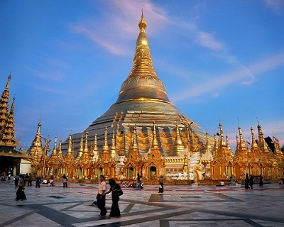 MYANMAR: Only $115 PER PAX FOR FULL-DAY PRIVATE TOUR TO SULE PAGODA + STRAN...