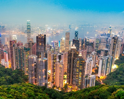 4D3N HONG KONG Free & Easy Package