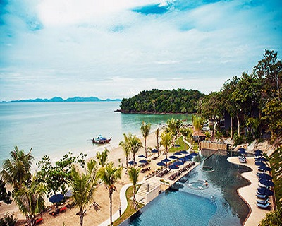 $208 per pax for 3D2N stay at Krabi Beyond Resort + 2-way Transfer + Daily ...