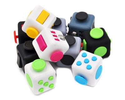 Fidget Stress Relieves Cube Anxiety Toy