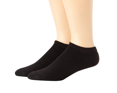 5 Pairs of Bamboo Charcoal Ankle Socks