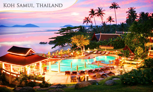 Koh samui package deals 2018