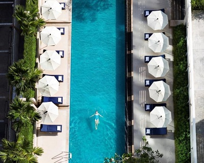 Bangkok, Thailand : $218 per pax for 4D3N stay at 4* Courtyard by Marriott ...
