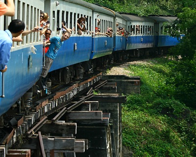 Bangkok, Thailand: Only $399 per pax for 3D2N River Kwai Adventure Escapade...