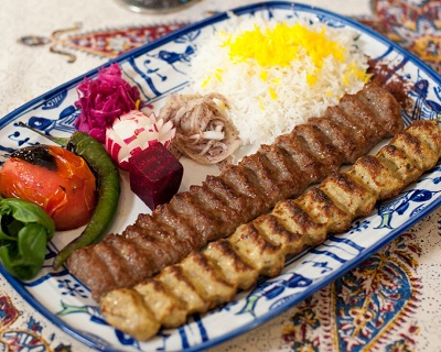 $49.90 for Eat All You Can Ala Carte Persian Buffet (worth $74.80) by Nasrin Persian Cuisine!