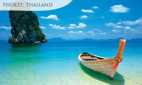 Option 1: 50% off 3D2N stay at 5* PHUKET Karon Sea Sands Resort (Karon Beach)
