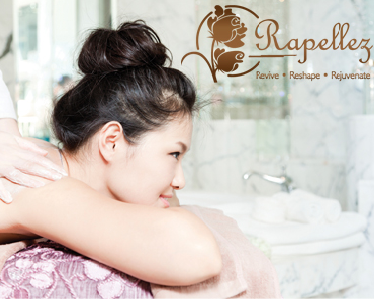 Berry Radiant Glow Facial + Back Massage