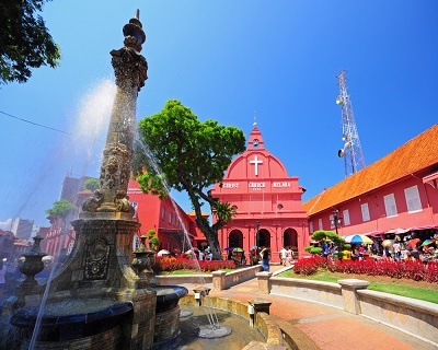 Malacca, Malaysia: Only $44 per pax for 2-Way Coach Ticket by LUXURY COACH ...