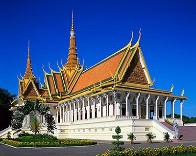 Phnom Penh, Cambodia: Only $528 per pax for 4D3N stay at 4-Star Tai Ming Pl...
