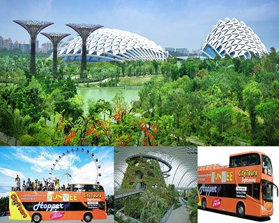 Only $35 (Adult) per pax for FunVee Bus + Gardens By the Bay. (Child Price ...