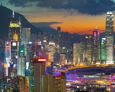 Hong Kong: $279 per pax for 2-Way Advance Air Ticket via United Airlines + ...