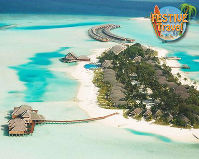 5D4N 5*Anantara Dhigu Maldives w/ Flight