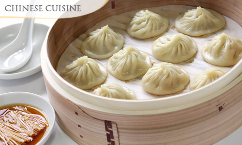 SGD8 ONLY for Signature Xiao Long bao (10 Pcs) + 2 Drinks at Feng Bo Zhuang, Chinatown!