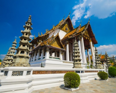 Bangkok : $60 per pax for 2-Way Air Ticket via Singapore Airlines + 30kg Ch...