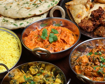 Cash Vouchers for Indian Cuisine