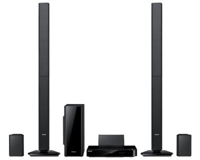 Samsung 3D Blu-ray Smart Home Entertainment System HT-F5530/XS