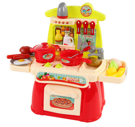 Happy Kitchen Play Set