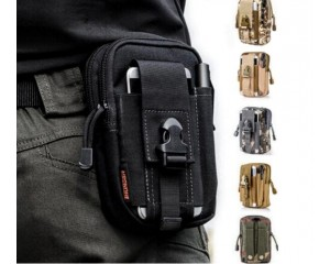 Compact EDC Tactical Molle Pouch