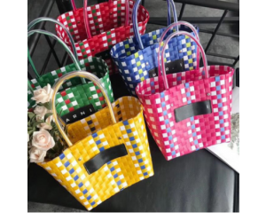Copy of - Coloured woven bag