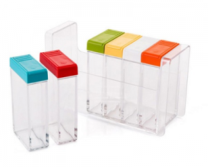 6-Canister Spice Rack