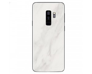 White Marble Skins for Samsung Flagship