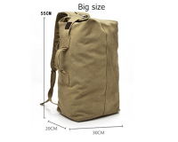 Large capacity Men mountain backpack
